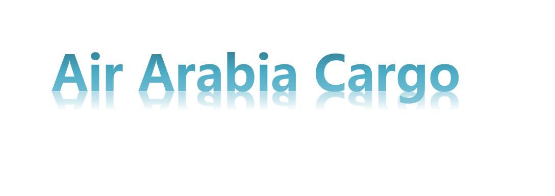 Air Arabia Cargo