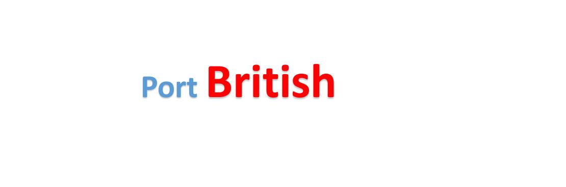 British Virgin Islands container sea port