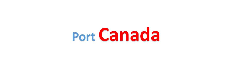 Canada container sea port