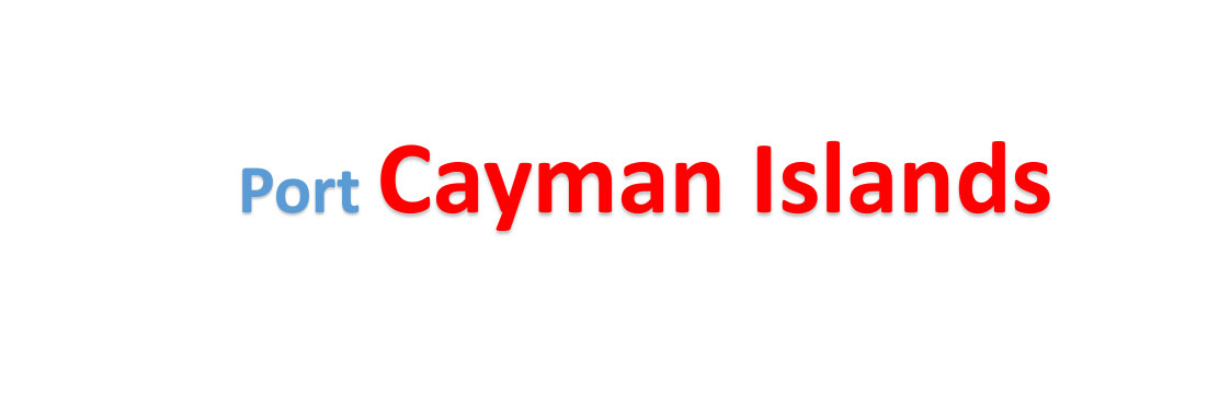 Cayman Islands container sea port