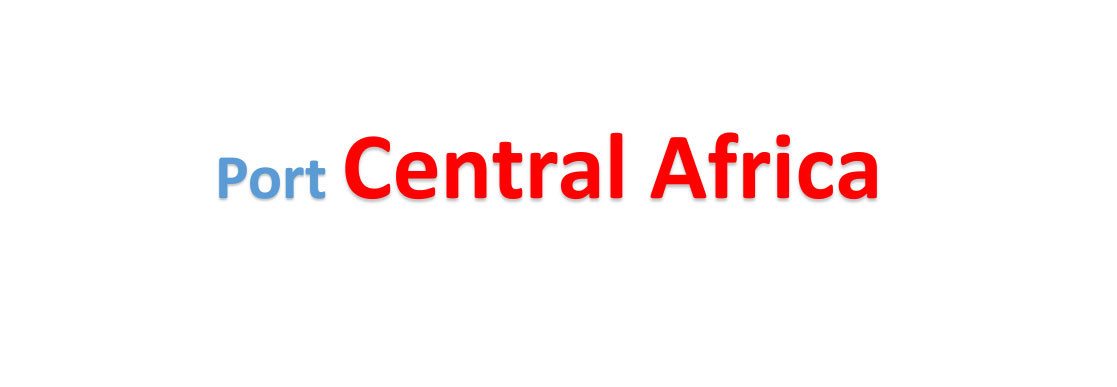 Central Africa container sea port