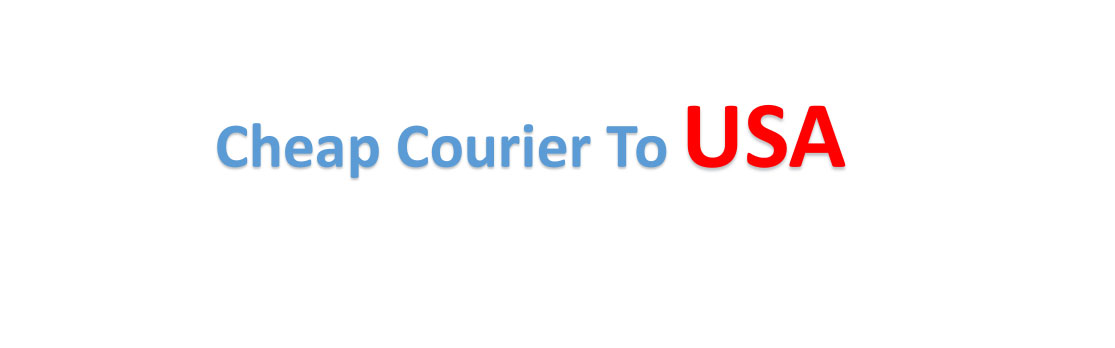 cheap courier to USA