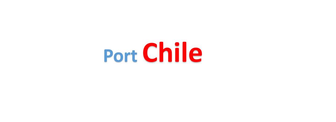 Chile container sea port