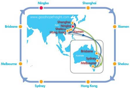 Cosco container tracking nae vessel