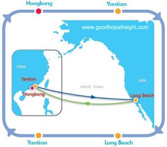 cosco group sea container vessel cen