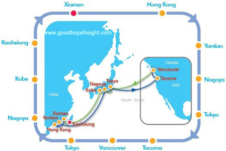 cosco container tracking