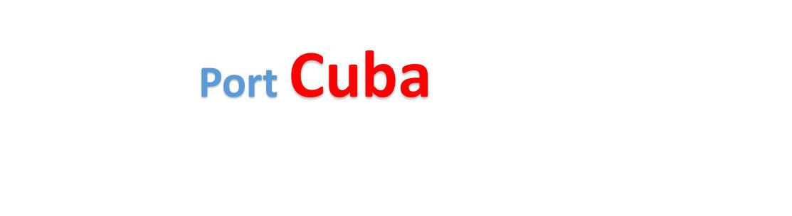 Cuba sea port Container