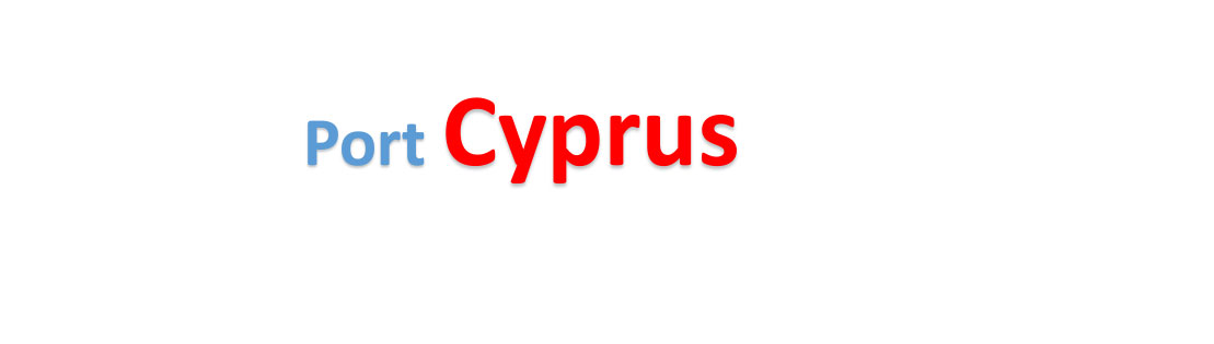 Cyprus sea port Container