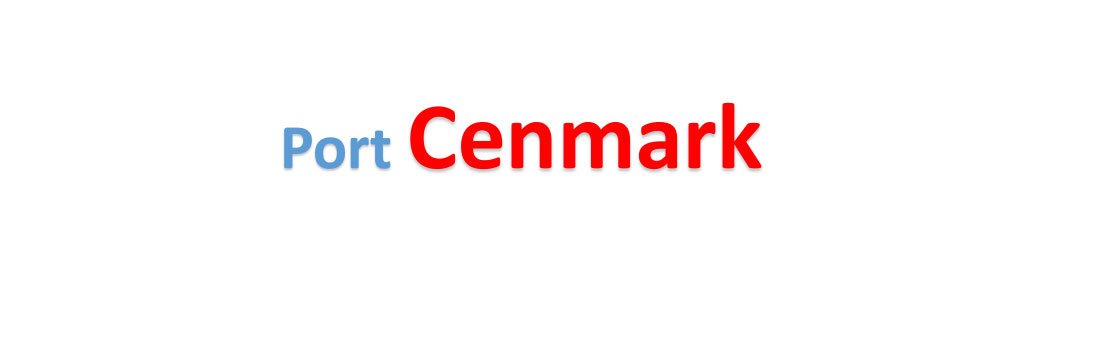 Denmark sea port Container