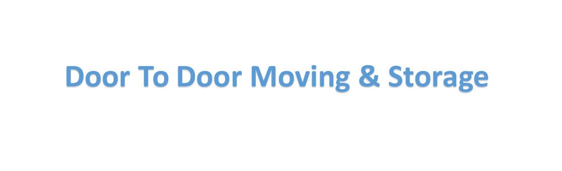 Door to door moving and storage