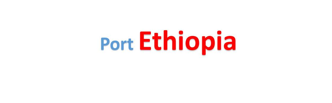 Ethiopia sea port Container
