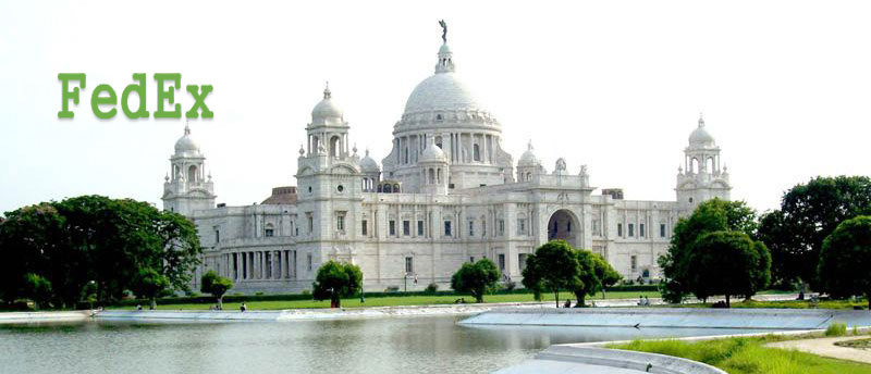 fedex china to india