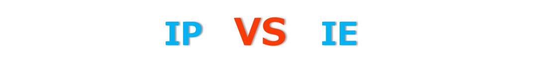 fedex express ip vs ie