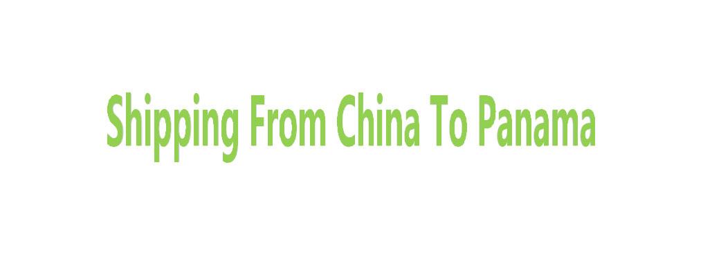 from China to Panama