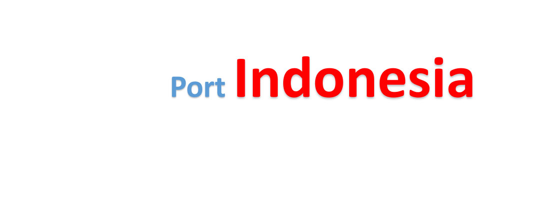 Indonesia Sea port Container