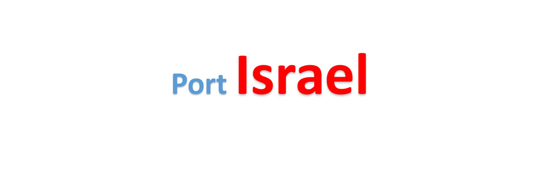 Israel Sea port Container