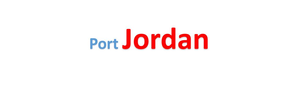 Jordan Sea port Container