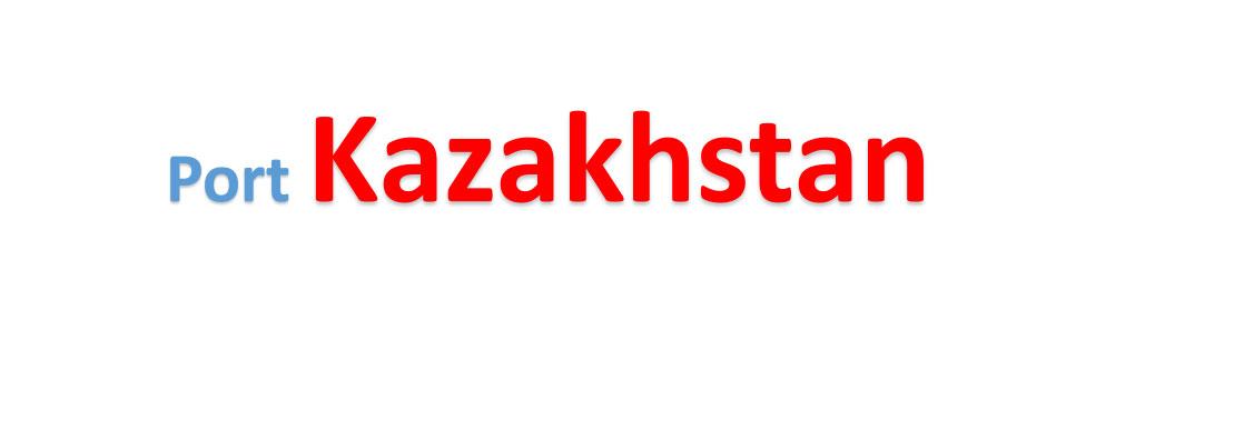 Kazakhstan Sea port Container