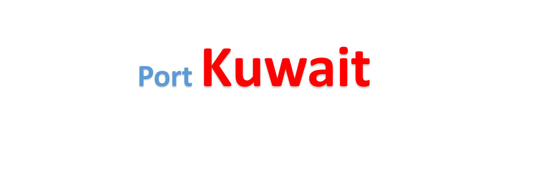 Kuwait Sea port Container