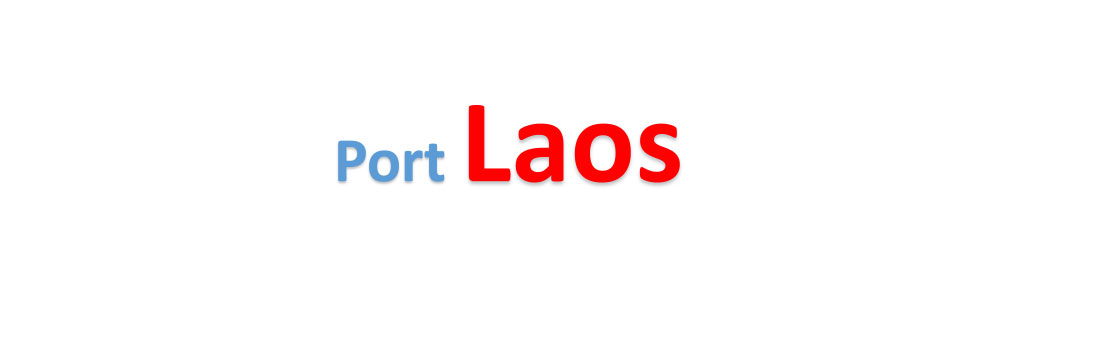 Laos Sea port Container