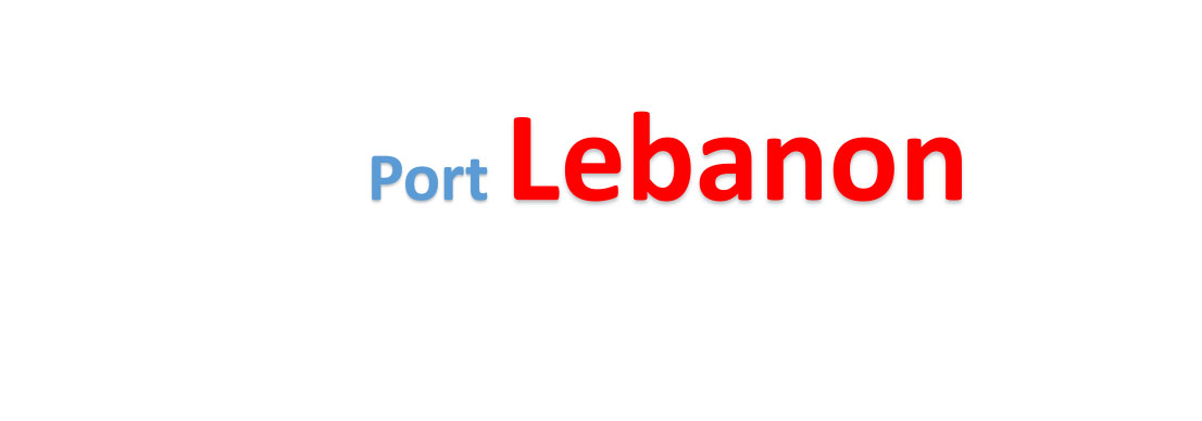 Lebanon Sea port Container