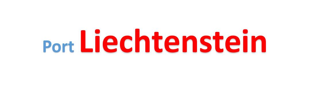Liechtenstein Sea port Container
