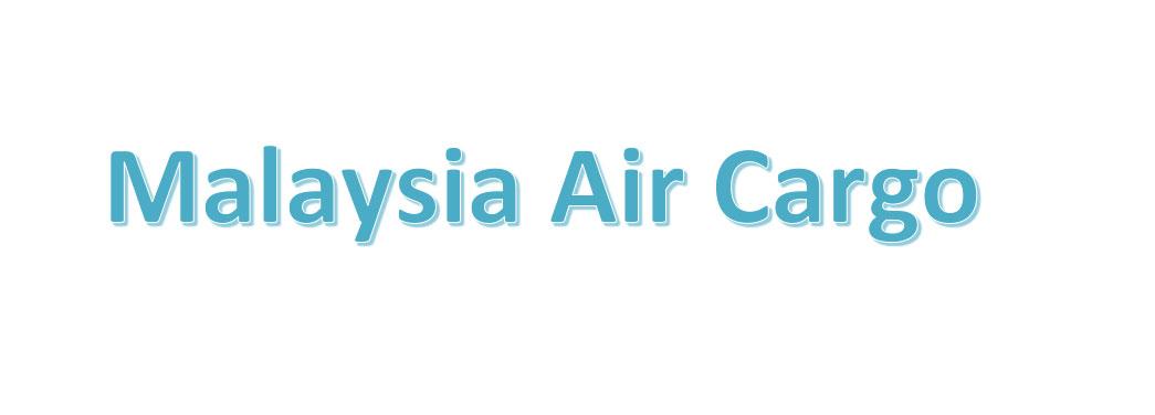 Malaysia Air Cargo