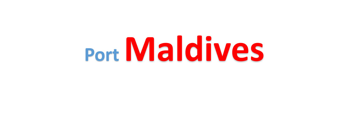 Maldives Sea port Container