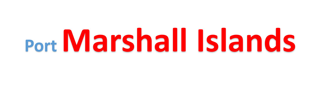 Marshall Islands Sea port Container