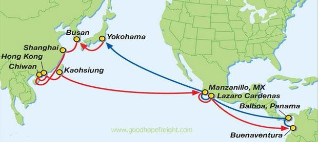 Mol Vessel Tracking
