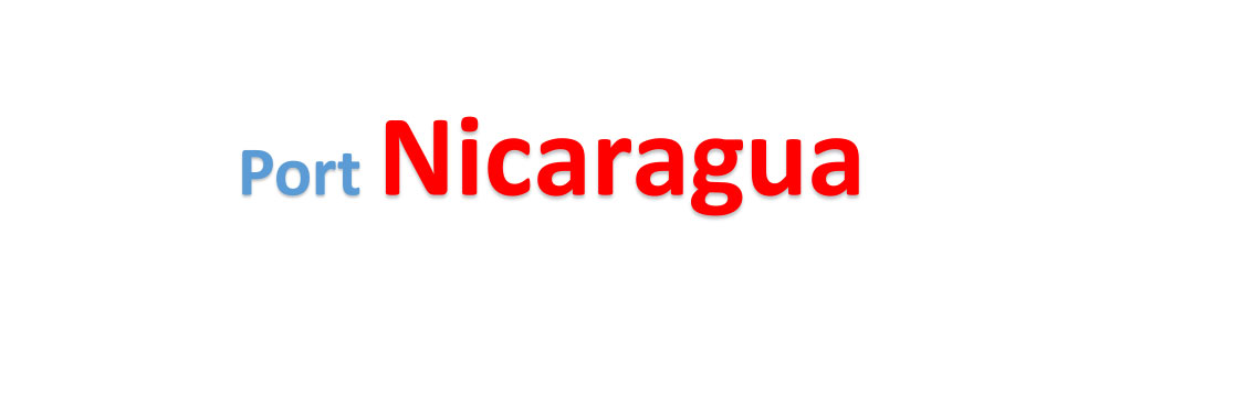 Nicaragua Sea port Container