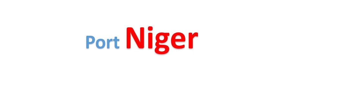 Niger Sea port Container