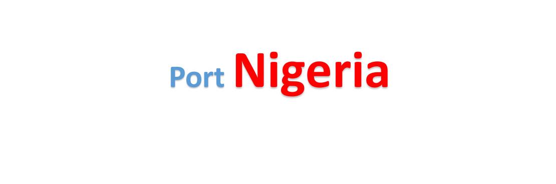 Nigeria Sea port Container