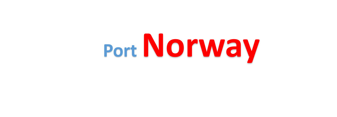 Norway Sea port Container