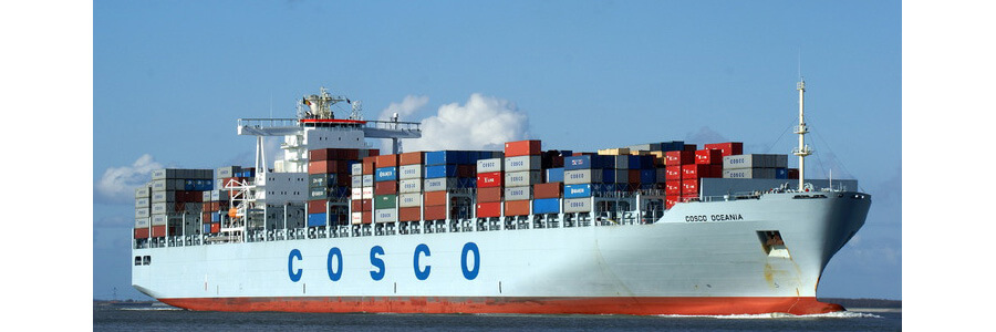 Ocean Container Shipping Quote