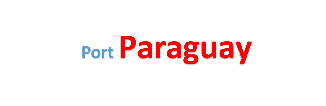 Paraguay Sea port Container
