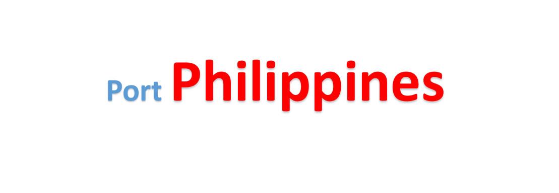Philippines Sea port Container
