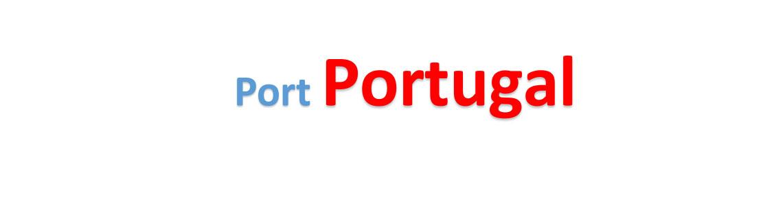 Portugal Sea port Container