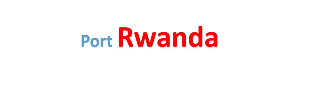 Rwanda Sea port Container