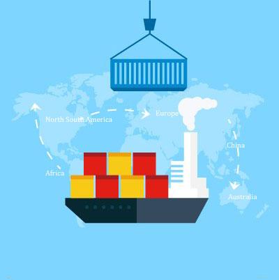 International Shipping to USA Service Sea Freight Air Cargo