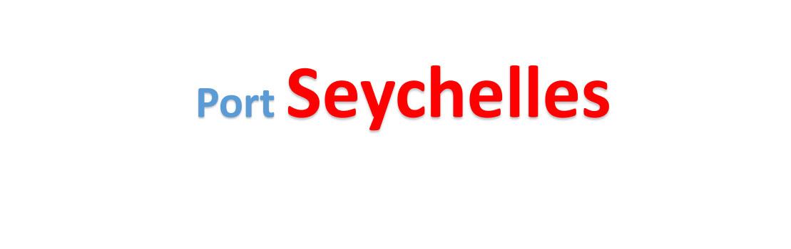 Seychelles sea port Container