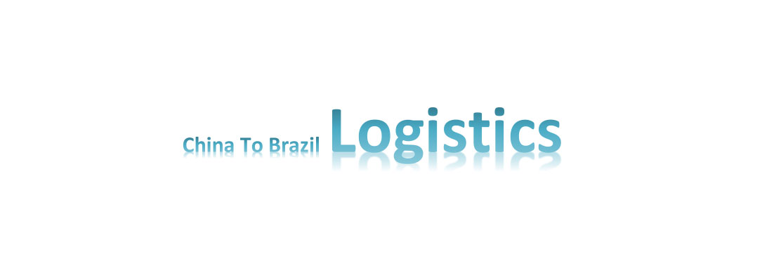 shipping from china to Brazil
