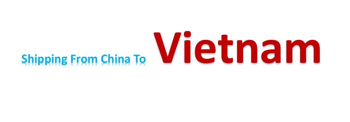 shipping from China to Vietnam