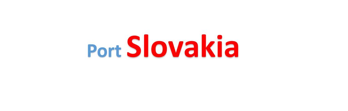 Slovakia sea port Container