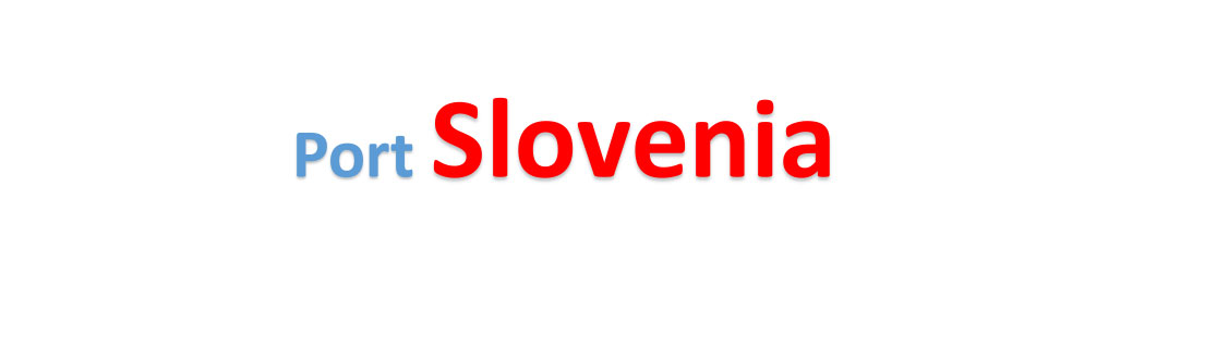 Slovenia sea port Container