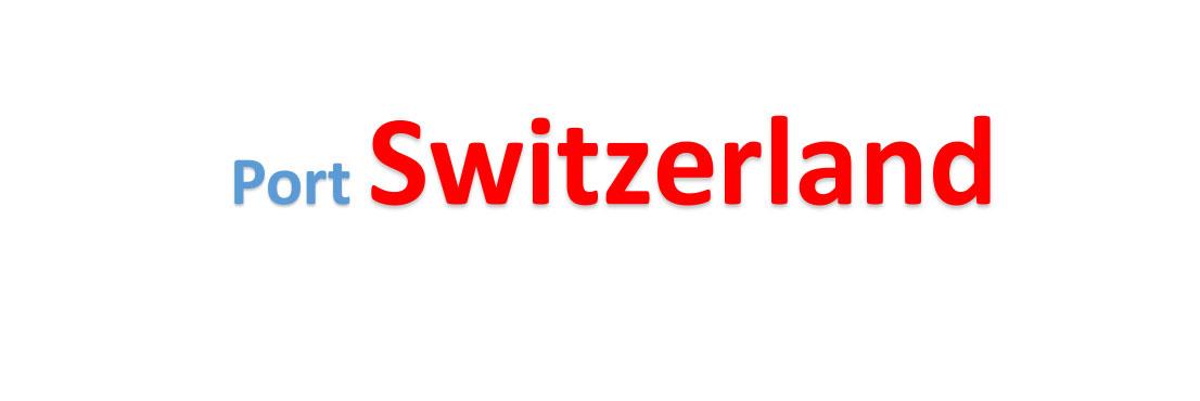 Switzerland sea port Container