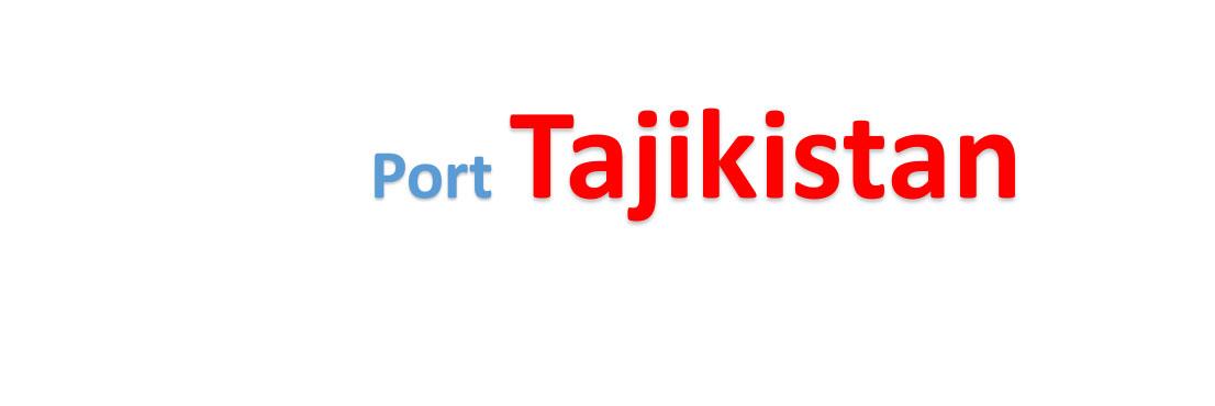 Tajikistan Sea port Container