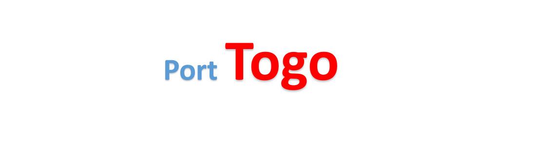 Togo Sea port Container