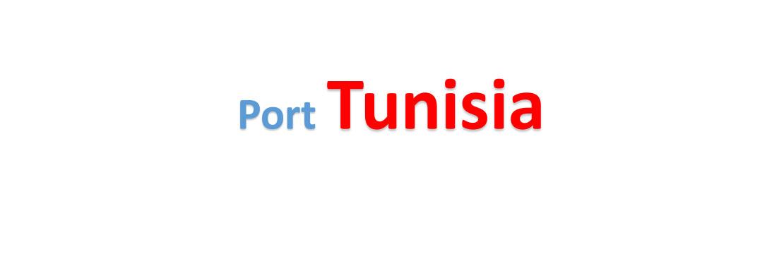 Tunisia Sea port Container