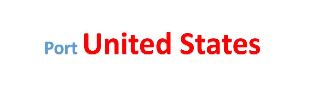 United States Sea port Container